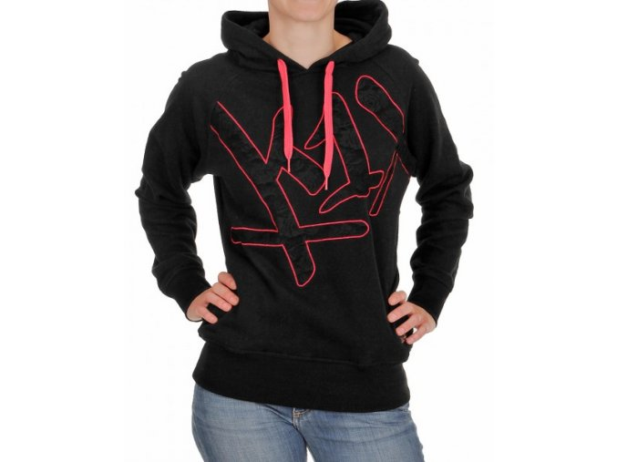 Lace Tag Hoody mikina K1X Shorty