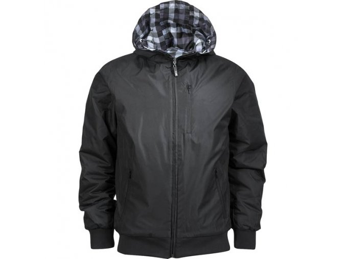 reversible ksabak check jacket