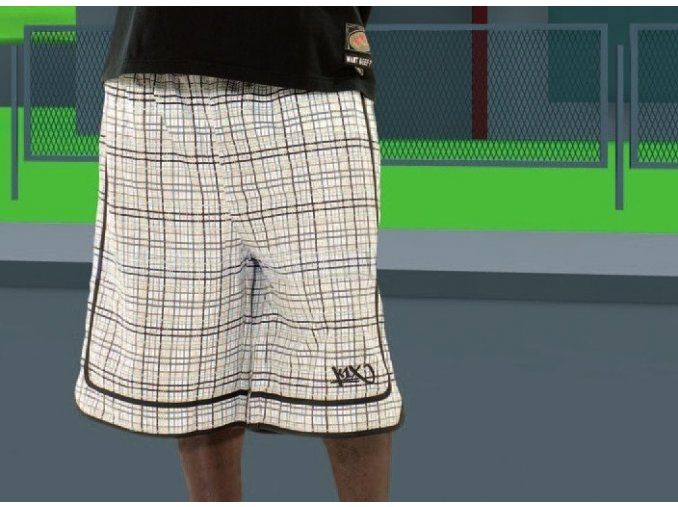Check it out bball short black