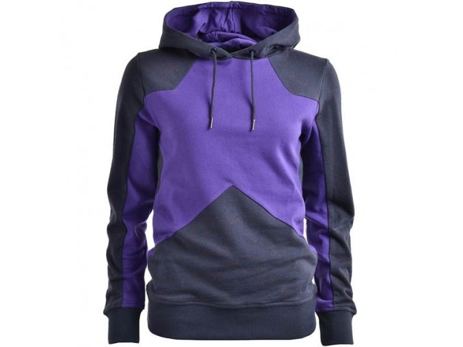 shorty star hoody