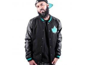 leaf crest varsity jacket