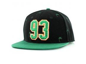 tropics snapback cap