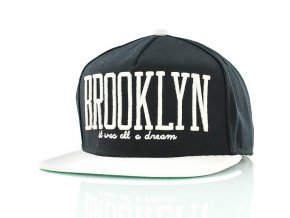 brooklyn snapback cap