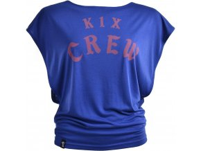 shorty crew 80's cut tee