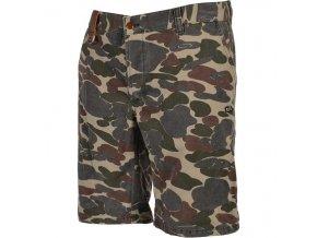 smokin camo chino shorts