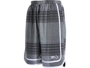 Fade check reversible shorts