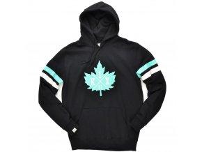 leaf hockey hoody