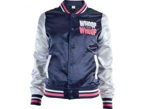 whoop whoop bomber jacket