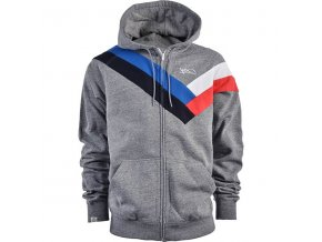 street is watching zipper hoody