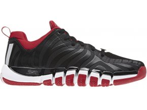 D ROSE ENGLEWOOD II Synthetic black/light scarlet/running white