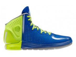 D ROSE 4 Synthetic blast blue f13/electricity/running white