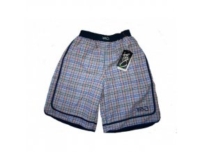 Check it out bball short red
