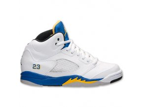 Jordan 5 Retro Basketball Shoes (PS)