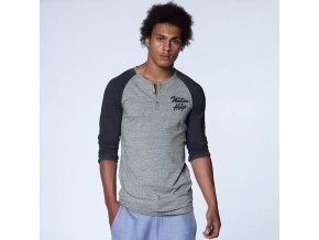 triko, dlouhý rukáv, K1X, nation of hoop