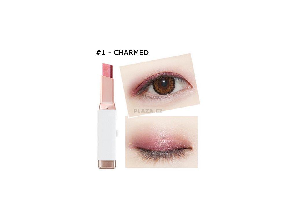 NOVO dvoubarevná tužka na oční stíny