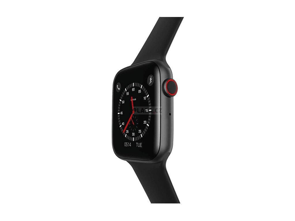 Chytré hodinky InnoWatch T500 PRO - Černé
