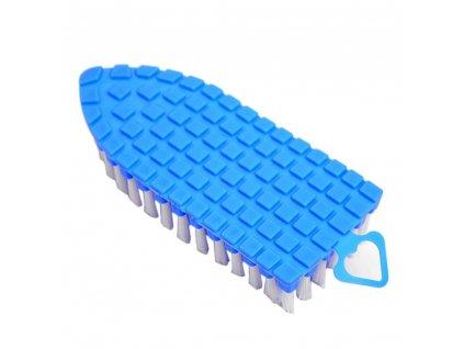 Flexibilní čisticí kartáč
