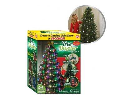 Tree Dazzler Vánoční osvětlení na stromek 16 barev a programů