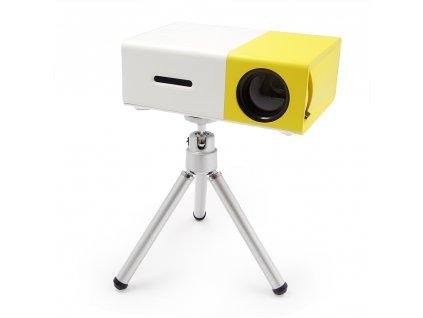 Stojánek pro přenosný LED projektor luminální