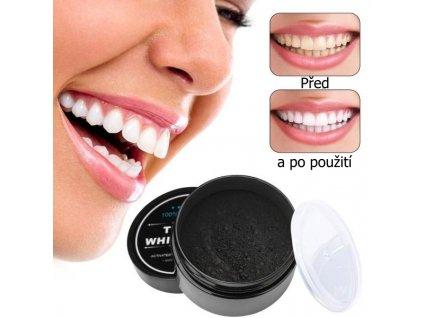 Belilna zobna pasta iz bambusovega oglja 13