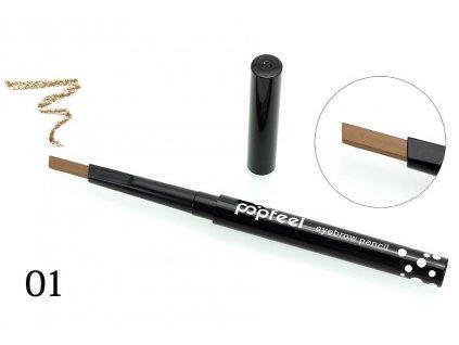 Popfeel tužka na dokonalé vykreslení obočí