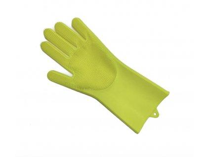 Magické nezničitelné gumové rukavice na mytí (1pár)