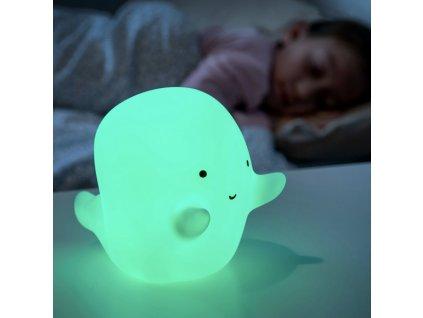 nocna led lampicka duch 02