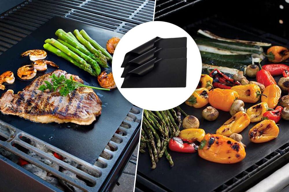 BBQ Mat Multifunkční podložka na grillování a pečení
