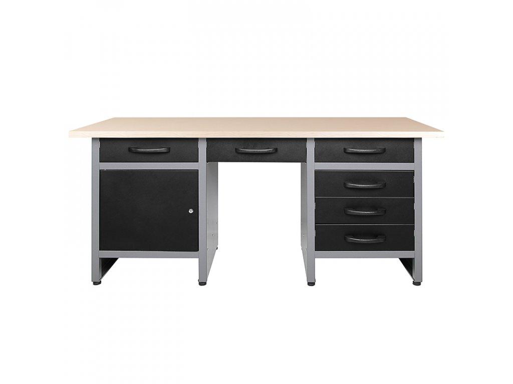 Dílenský pracovní stůl