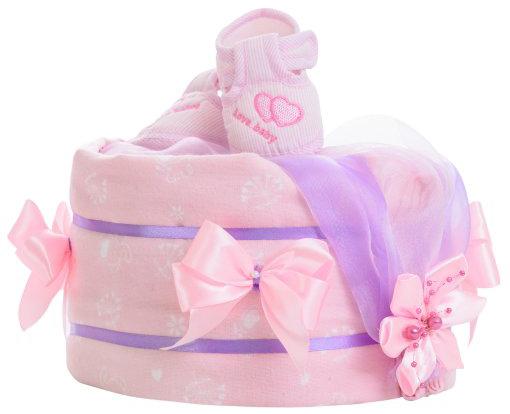 Jednopatrový dort pro princezny