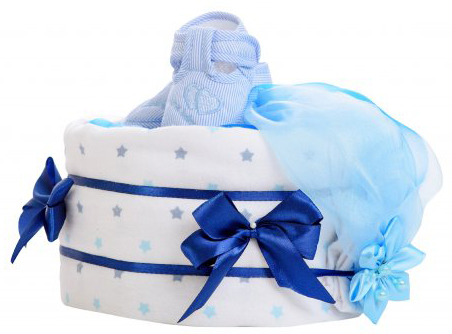 Jednopatrový dort pro kluky