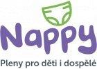 Zvýhodněná balení plenek Nappy, podložek a ubrousků