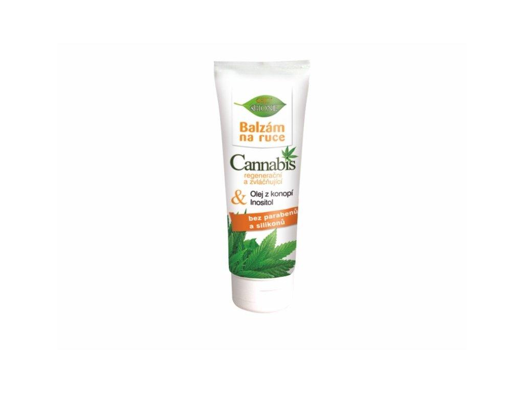 Bione Cosmetics s Cannabis balzám na ruce 205 ml