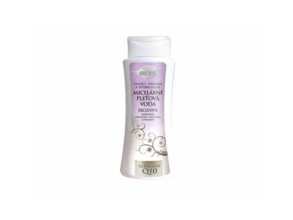 Bione Cosmetics s Exclusive micelární voda +Q10 255 ml