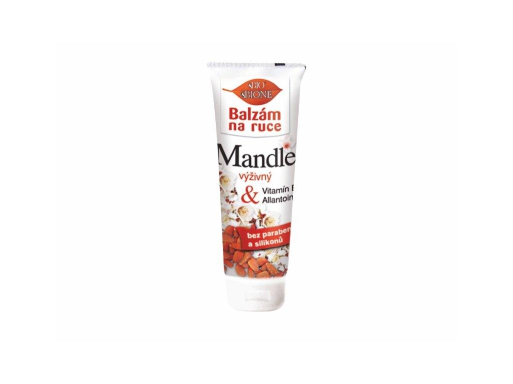 Bione Cosmetics s Mandle balzám na ruce výživný 200 ml