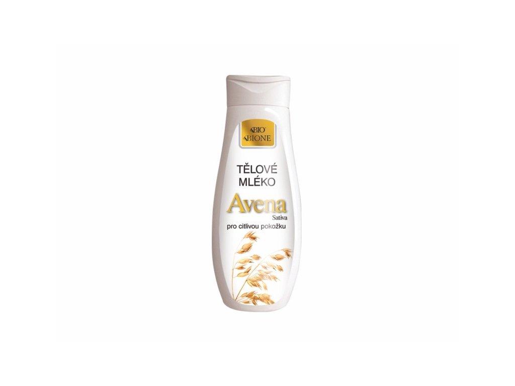 Bione Cosmetics s Avena Tělové mléko pro citlivou pokožku 300 ml