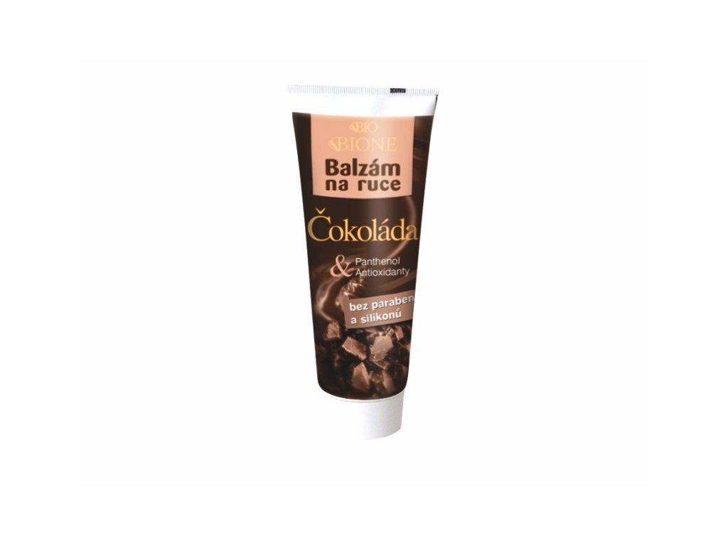 Bione Cosmetics s čokoládový balzám na ruce 200 ml