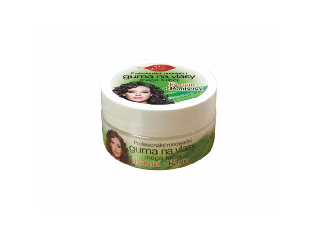 Bione Cosmetics s profesionální modelační guma na vlasy Mega tužící 150 ml