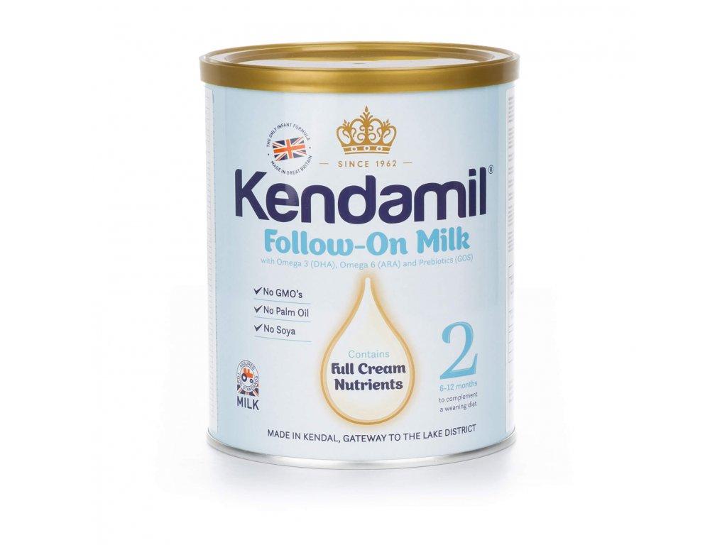 Kendamil Pokračovací mléko 2 DHA+, 400 g