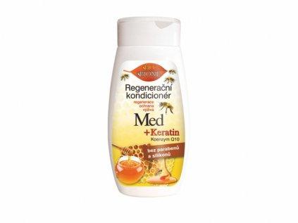 Bione Cosmetics s Regenerační kondicionér MED + Q10 260 ml