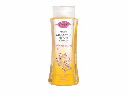 Bione Cosmetics Čistící odličovací pleťové tonikum HYALURON LIFE 255 ml