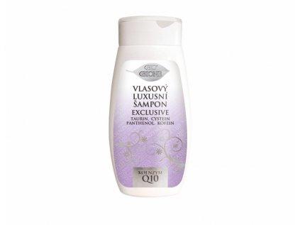 Bione Cosmetics  Exclusive Q10 vlasový luxusní šampon 260 ml