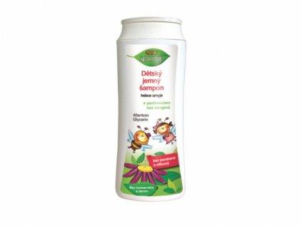 Bione Cosmetics s Kids jemný dětský šampon 200 ml