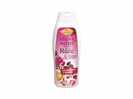 Bione Cosmetics s Růže tělové mléko 500 ml