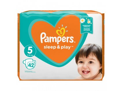 pampers s p 5