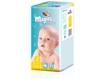 Magics Flexidry 2 Mini 4-8 kg 42 ks