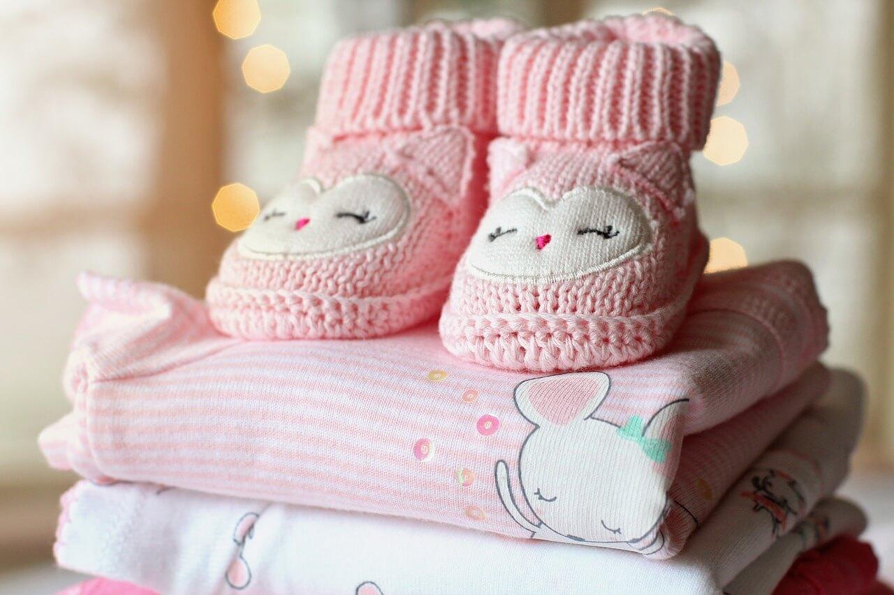 Jak na oblékání novorozenců v zimě