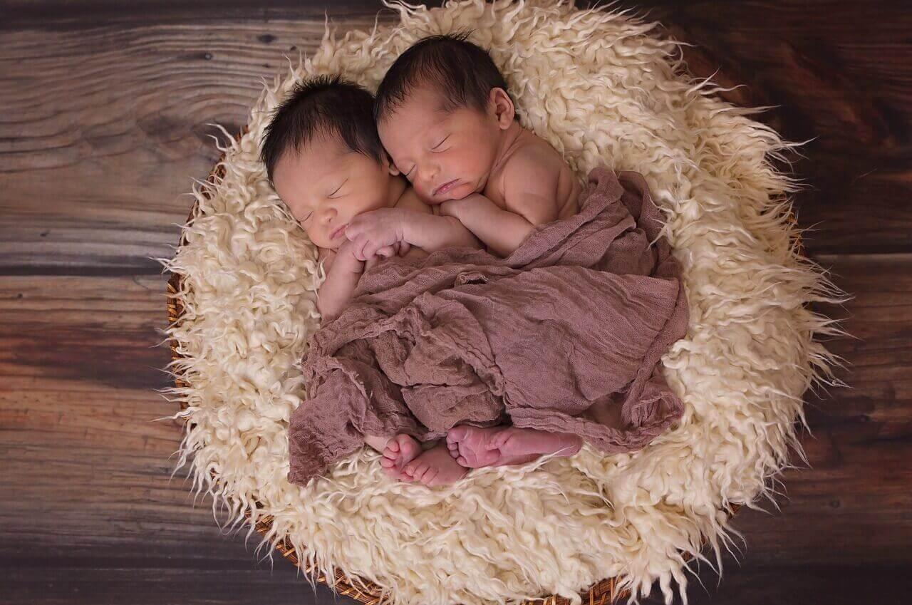 Jak se vypořádat s dvojčaty