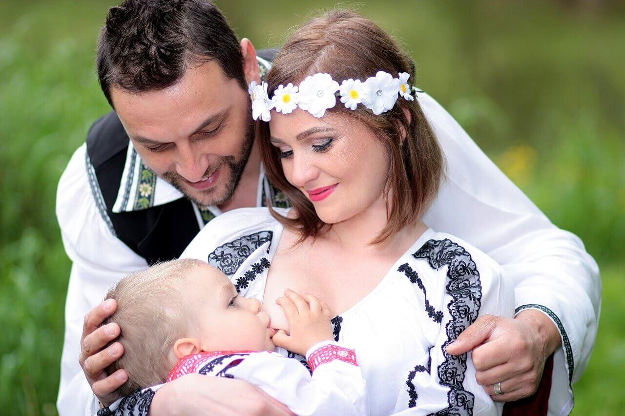 Proč je důležité kojení