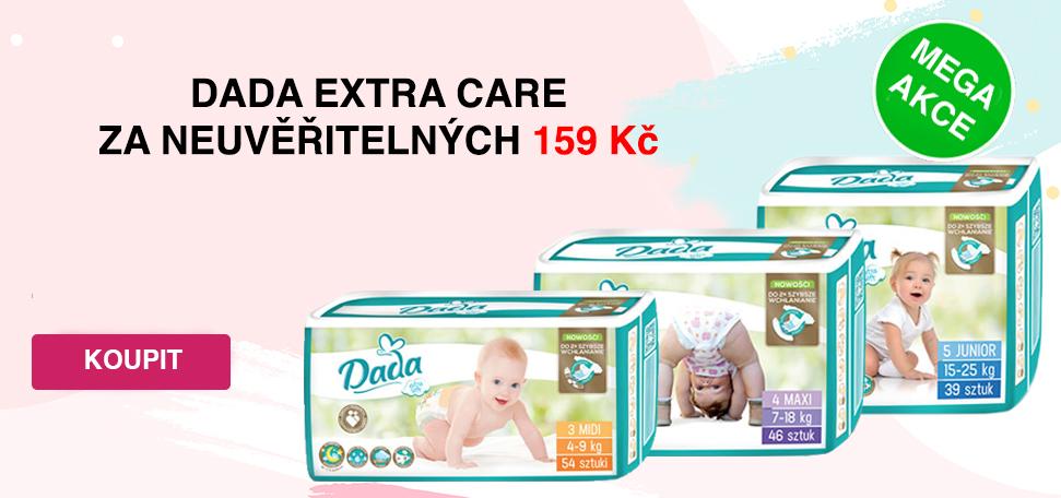DADA Extra Soft 159 Kč